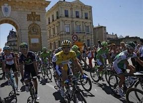 Sagan logra su primera victoria en el Tour 2013, mientras Impey mantiene el amarillo