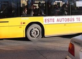 Los trabajadores de los autobuses urbanos de Cuenca, de nuevo de huelga