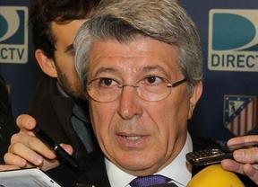 Cerezo garantiza que la final de Copa se jugará en Madrid