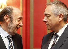 La 'tormenta' socialista se agudiza: el PSC quiere concurrir con ICV y no con el PSOE a las europeas