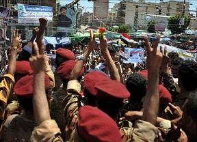 Saleh dimitirá pero no le dejará el poder a la oposición