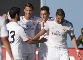 El Real Madrid y Cristiano Ronaldo piden cita con Mourinho