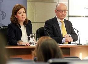 Las negociaciones para 'comprar' el fin de la consulta catalana no gustan, públicamente, ni a Gobierno ni a Generalitat