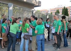 Sigue la pol�mica de las camisetas verdes