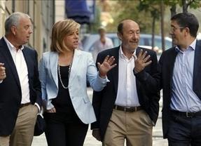 Rubalcaba pasa de la 'oposición útil' a la 'radical': rechaza un nuevo rescate y llama