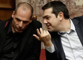 Tsipras margina a Varoufakis en el equipo negociador de Grecia con la troika