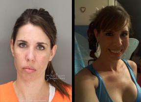 Una mujer, detenida en EEUU por acostarse con menores de 15 años amigos de su hijo