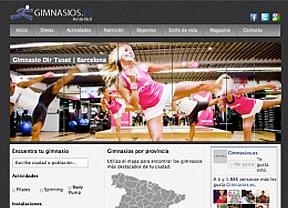 Gimnasios.es: la nueva forma interactiva de cuidarte