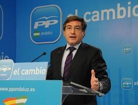 El PP-A cree que el aplazamiento de entrada en vigor de impuestos responde a