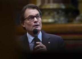 Artur Mas rechaza un referéndum sobre la República