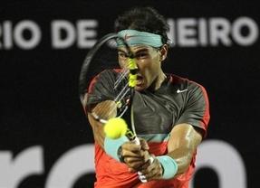 Nadal y Ferrer ganan y avanzan en el Abierto de Río
