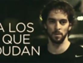 Iniesta, Gasol y Nadal reivindican con un emocionante vídeo la limpieza de nuestro deporte