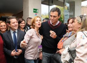 Pedro Sánchez define a Castilla-La Mancha como