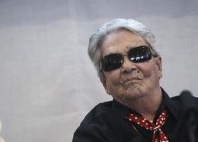 Adiós a un mito de la canción: fallece la mexicana Chavela Vargas