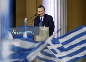 Nueva Democracia vencedora de las elecciones griegas pero sin mayoría absoluta