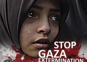 Gaza en el corazón: marcha este 7-A y recogida de medicamentos