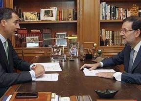 Expectación ante la primera reunión en Marivent de Felipe VI y Rajoy con un intenso clima político de fondo