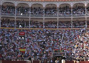 La rebaja de las entradas llevó a un 15% más de público, jóvenes incluidos, en los primeros festejos de Las Ventas