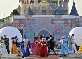 España es ya el tercer mercado de visitantes de Disneyland París