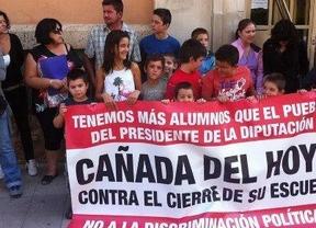 Las madres del Cañada del Hoyo seguirán en huelga de hambre