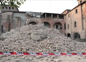 Terremoto en Italia de 5,9 grados: 7 muertos y 50 heridos