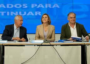 La defensa de la Constitución y la cohesión de España, claves del programa del PP para las elecciones locales