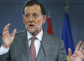 Rajoy ni confirma ni descarta el rescate: