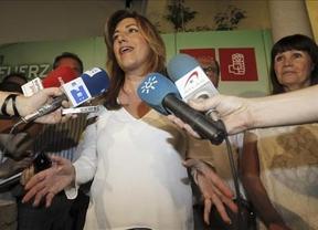 Susana Díaz no estará en la Ejecutiva del PSOE: