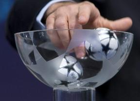Sorteo de Champions. La diosa Fortuna se viste de blanco: Apoel-Madrid y Milan-Barça