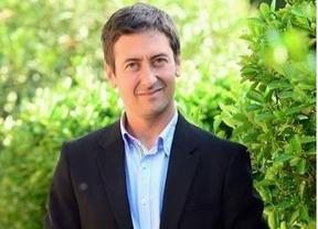 Ángel Ligero (C's) vota avisando de que lo importante no es con quién se pacta