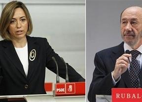 Tanto Rubalcaba como Chacón presentan el máximo de avales permitidos: un 30 por ciento