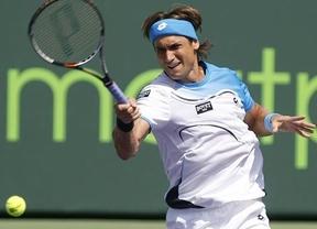 Masters de Miami: Ferrer, al borde de la hazaña ante un Murray que le ganó en la muerte súbita