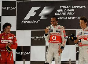Mejor, imposible: seis campeones del mundo, seis, competirán por el mundial de Fórmula 1 en 2012