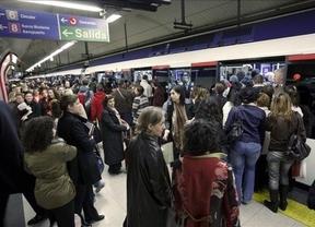 Huelga Metro Madrid: horarios de los paros para este viernes 28 de diciembre