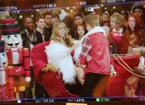 Justin Bieber y Mariah Carey, juntos por Navidad