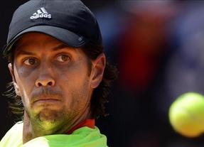 Verdasco dice adiós a Roma al caer ante David Ferrer en segunda ronda (6-3; 7-6)