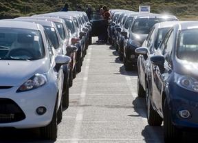 Madrid no sabe sacar a la gente de los coches