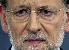 Rajoy y Cospedal se esfuerzan en transmitir 'tranquilidad' tras el encarcelamiento de Bárcenas