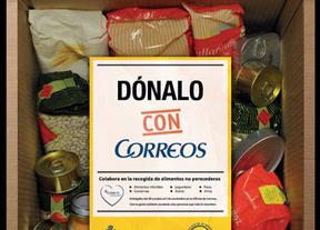 Correos habilita sus 131 oficinas de Castilla-La Mancha para la recogida del Banco de Alimentos