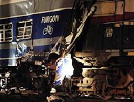 Un choque de trenes en San Miguel provoca cuatro muertes