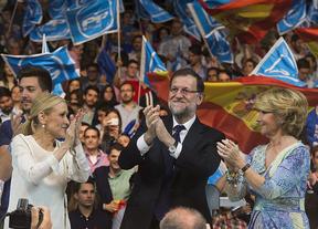 Rajoy cierra campaña advirtiendo que si no se vota al PP