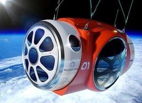 Los viajes espaciales en globo llegarán en 2016