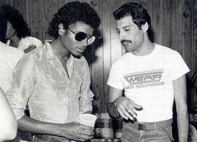 Freddie Mercury y Michael Jackson, juntos a dúo en tres temas inéditos