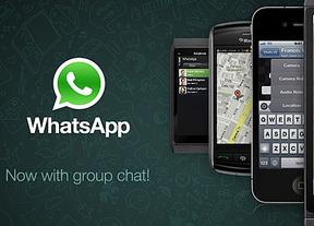 WhatsApp dice contar con más usuarios activos mensuales que Twitter