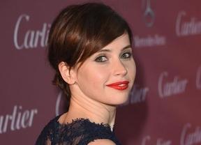 Felicity Jones protagonizará el esperado spin-off de Star Wars