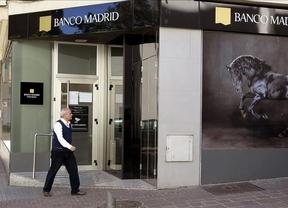 La Audiencia Nacional investigará a la ex cúpula del Banco de Madrid por blanqueo de capitales