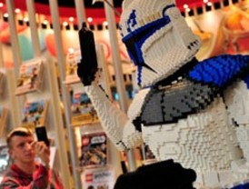 Mayor parque temático del mundo de Lego abre sus puertas