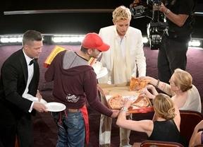 La historia detrás del 'selfie' más famoso y de la pizza de los Oscar
