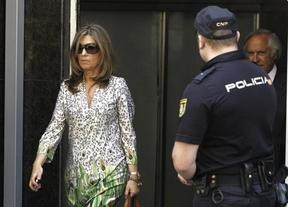 El juez cita a la mujer de Bárcenas este miércoles para comenzar el embargo de sus bienes