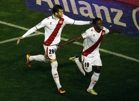 Al Atlético le parte un Rayo: pésimo partido rojiblanco y justa derrota en Vallecas (2-1)